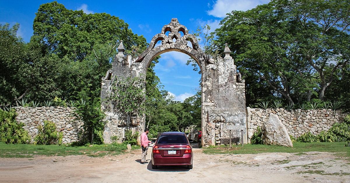5 lugares para visitar en Yucatán ubicados a menos de 1 hora de Mérida